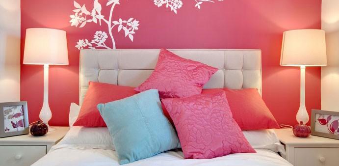 Dịch vụ thi công sơn phòng ngủ tư vấn phối mầu sơn đẹp