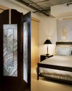 Lưu ý khi thiết kế hoặc sửa chữa phòng ngủ vị trí đặt giường trong phòng ngủ
