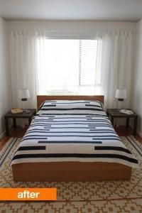 Phòng ngủ đẹp như mơ sau khi cải tạo sửa chữa