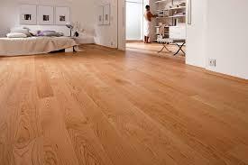 Sử dụng gỗ công nghiệp làm sàn nhà đẹp