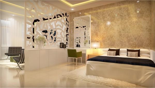 Sửa chữa phòng ngủ biệt thự đẹp theo phong cách hiện đại