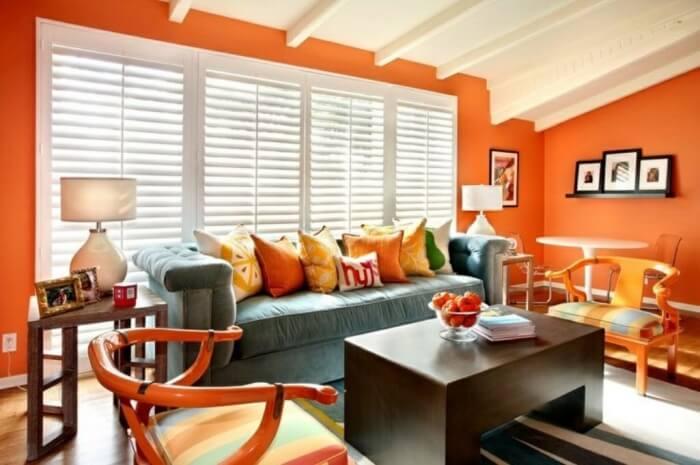 Màu sơn phòng khách