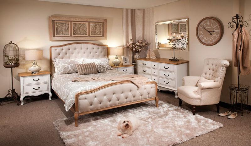 Phòng ngủ mang phong cách nhất đem lại một cảm giác ấm cúng tự nhiên và đồ nội thất tốt giản