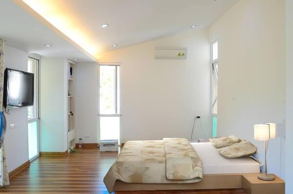 Sơn nhà và màu sắc nội thất chung cư nhỏ đẹp