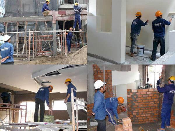 Dịch vụ sửa nhà nhanh trọn gói tại Hà Nội