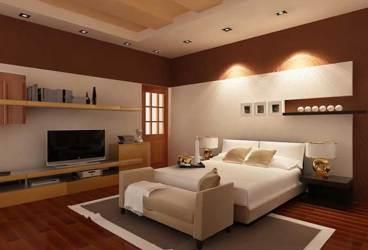 Cải tạo nhà sửa chữa phòng ngủ đẹp với những vật liệu và màu sắc miền quê mộc mạc, tự nhiên, tạo cảm giác mộc mạc thật sự cho căn phòng.