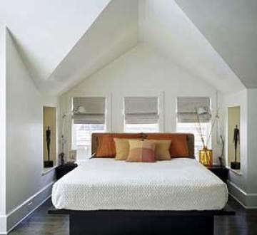 Cải tạo nhà sửa chữa phòng ngủ đẹp với căn phòng có diện tích nhỏ, tính đồng nhất và êm dịu là sự lựa chọn hoàn hảo cho phòng ngủ.