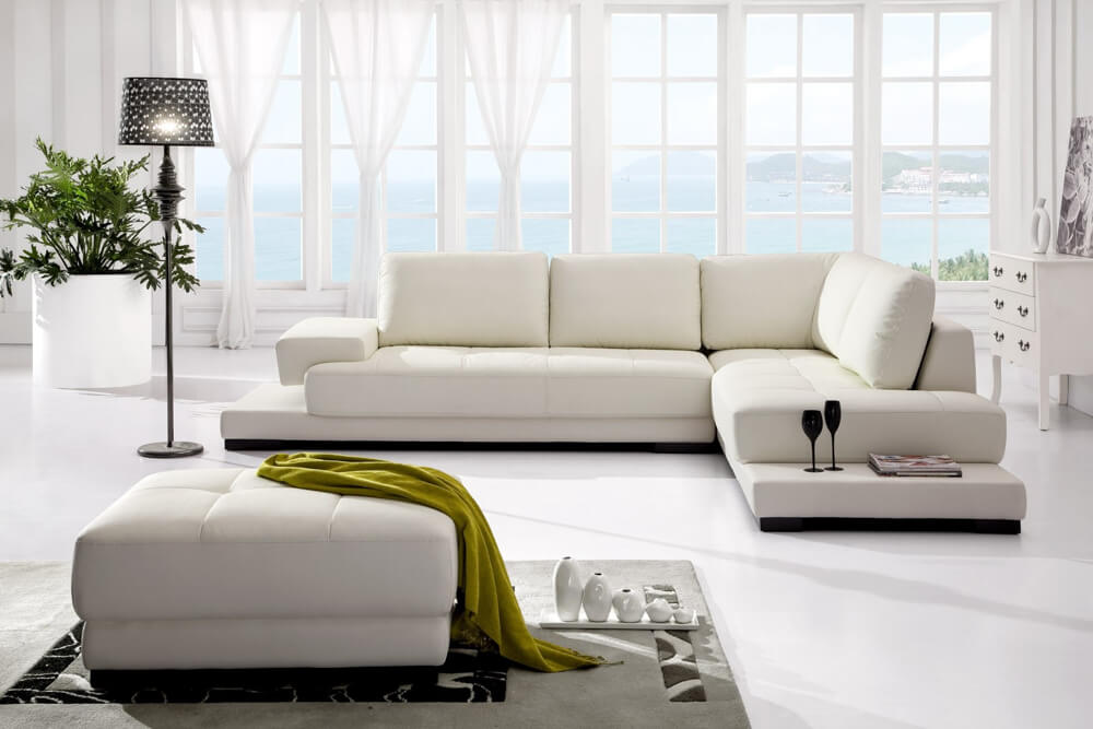 Mẹo sửa chữa văn phòng-Cách chăm sóc , bảo dưỡng sofa vải