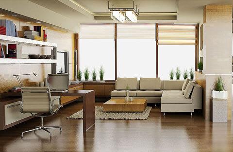 Chọn nội thất thảm trải sàn cho phòng khách tinh tế nhẹ nhàng