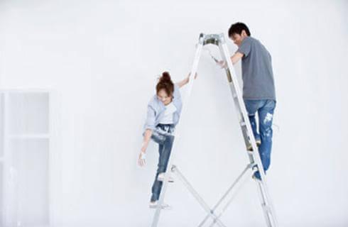 Không để ý tới điểm nhấn tự nhiên của căn phòng khi sửa nhà