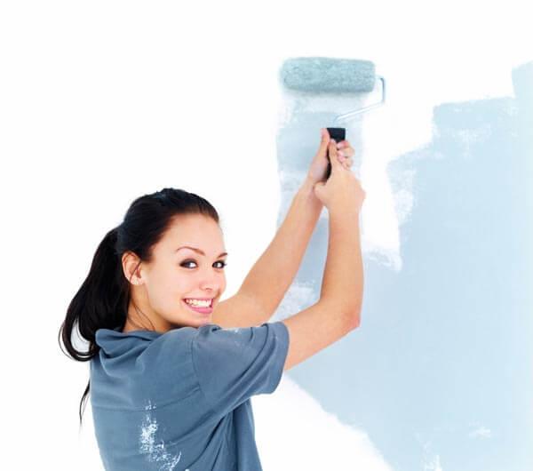 Tự sơn nhà với mẹo nhỏ cực chuẩn cực đơn giản