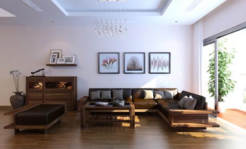 Phong cách nội thất chung cư sang trọng tại Mandarin Garden