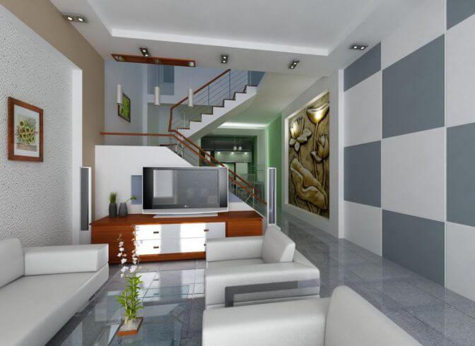 Màu sơn phòng khách siêu đẹp,đơn giản.tinh tế