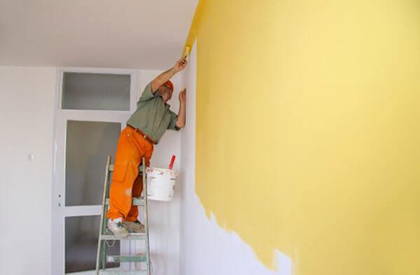 Dịch vụ sơn nhà đẹp, uy tín, chất lượng
