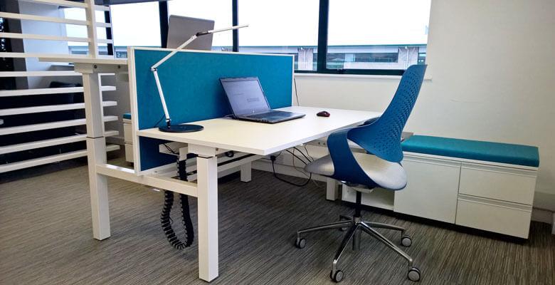 Cải tạo tiết kiệm diện tích văn phòng phong cách hiện đại