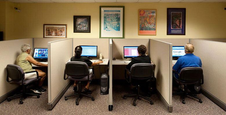 Cải tạo tối ưu diện tích sử dụng cho văn phòng diện tích nhỏ