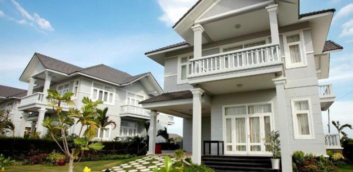 Chuyên sơn sửa chữa biệt thự nhà vườn đẹp tại Hà Nội
