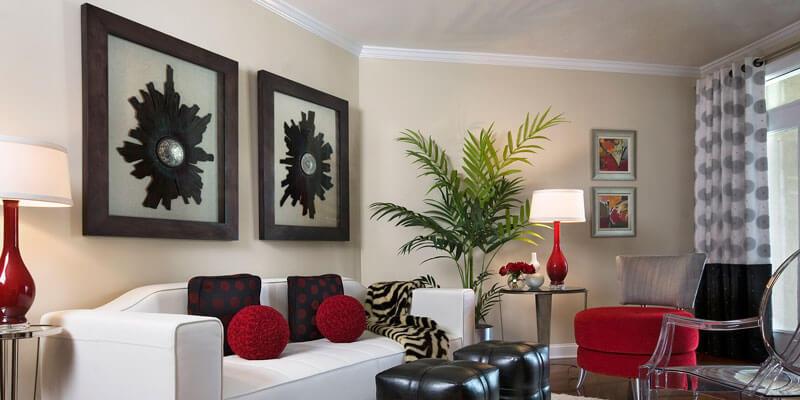 Phối mấu ơn nội thất phòng khách chung cư đẹp tại hà nội