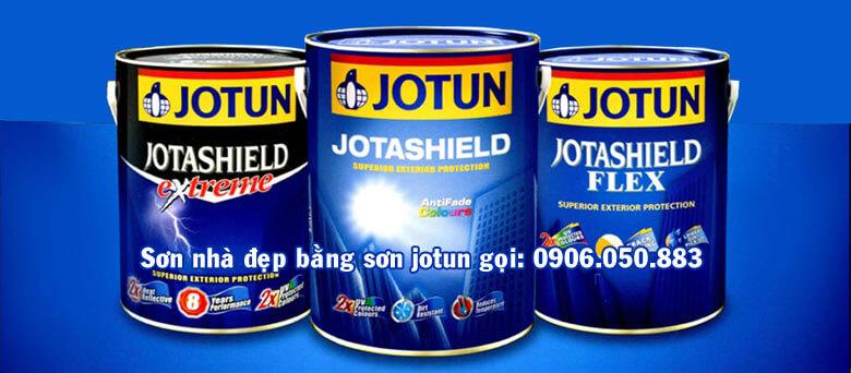 3 loại sơn jotun jotashidle gốc nước phổ biến tại Việt Nam hiện nay.