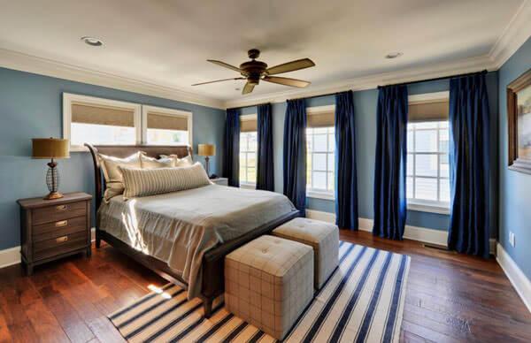 Một số gợi ý khi chọn màu sơn phòng ngủ