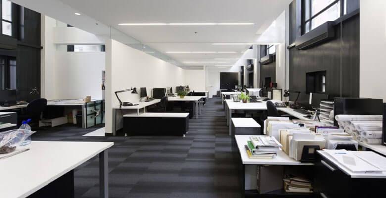 Sửa văn phòng làm việc công ty tối ưu diện tích sử dụng