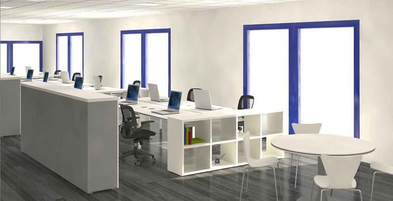 Sửa văn phòng thiết kế nội thất văn phòng tối giản chi phí