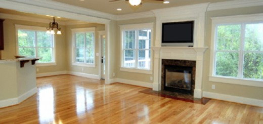 Thiết kế sàn gỗ đẹp cho ngôi nhà