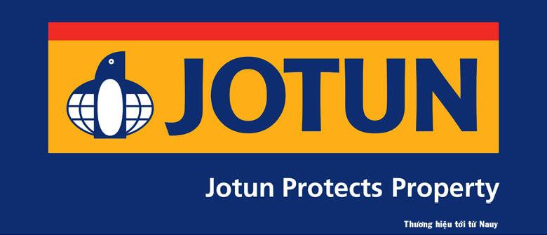 Hình ảnh thương hiệu sơn Jotun tại Việt Nam và các nước trên thế giới - hãng sơn tới từ Nauy