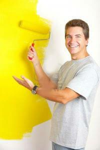 Dịch vụ sơn với lựa chọn mầu sơn ưng ý