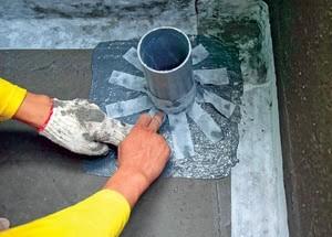 Thi công chống thấm trần nhà