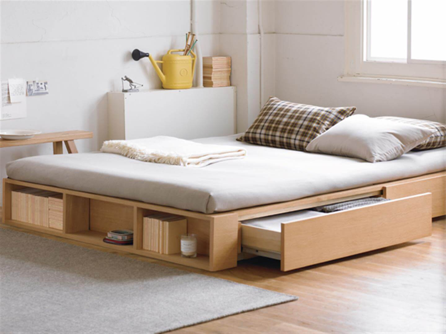 Remarkable Muji Storage Bed Creativecarmelina Interior Chair Design Creativecarmelinacom