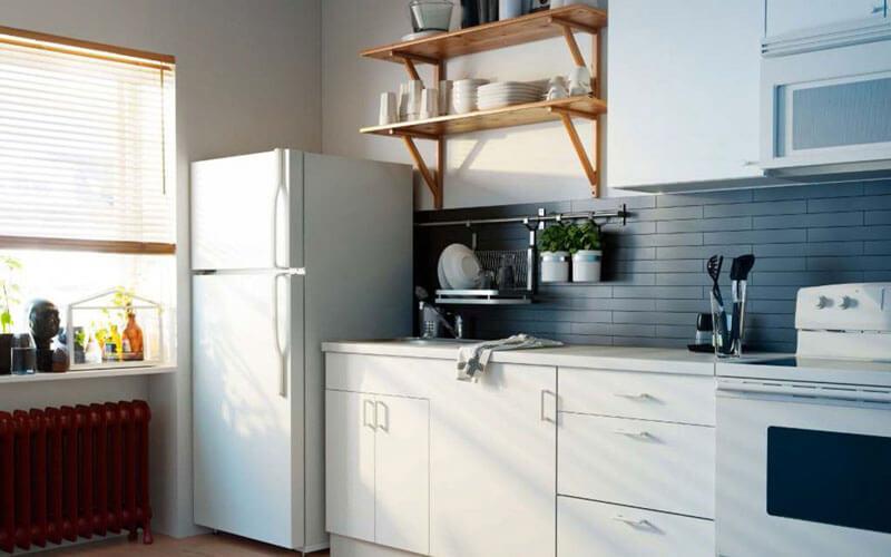 Cải tạo sửa chữa phòng bếp có diện tích nhỏ