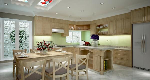 Sửa căn hộ với phòng bếp tiện nghi hiện đại, sang trọng.