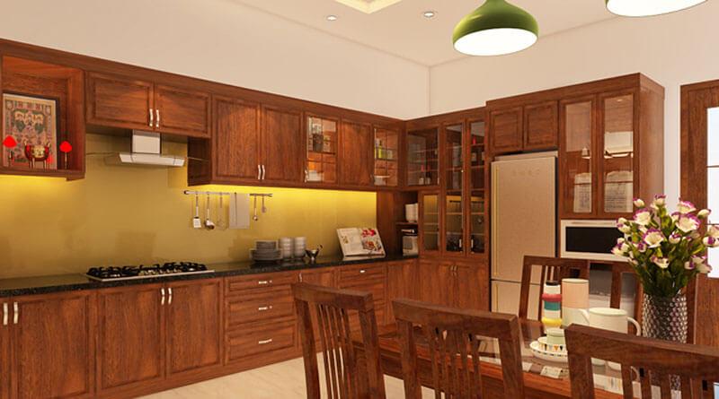 sửa chữa nội thất nhà bếp hiện đại