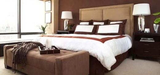 Chọn màu sơn hợp cho người mệnh mộc, màu socola, hợp và đẹp kết hợp với đồ nội thất màu nâu.