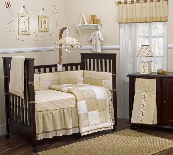 Phòng ngủ của con nhỏ được thiết kế đơn giản tăng hiệu quả sử dụng và tối ưu theo diện tích sử dụng
