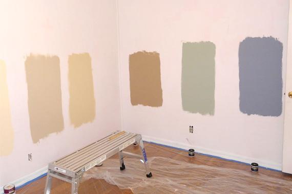 5 mầu sơn sang trọng cho phòng tắm