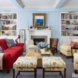 cách lựa chọn màu sơn cho phòng khách nhà bạn