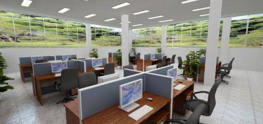 Dịch vụ cải tạo sửa văn phòng đẹp chất lượng cao