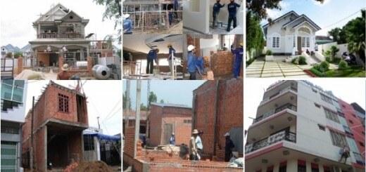 dịch vụ sửa chữa nhà giá rẻ tại Hà Nội