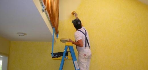 Lỗi thường gặp khi sơn nhà và cách khắc phục
