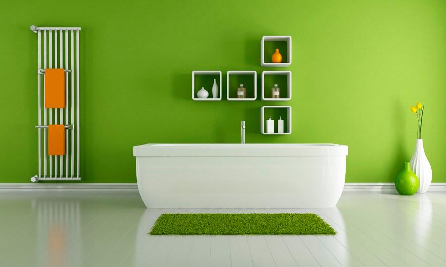 Lựa chọn màu sắc cho phòng tắm