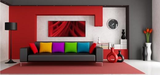 Mách bạn cách phối màu hoàn hảo cho căn nhà