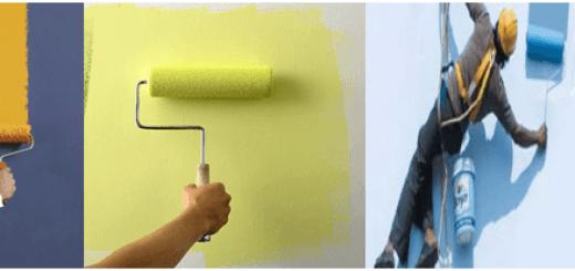 Mách nhỏ bạn cách sơn nhà vừa đẹp vừa tiết kiệm