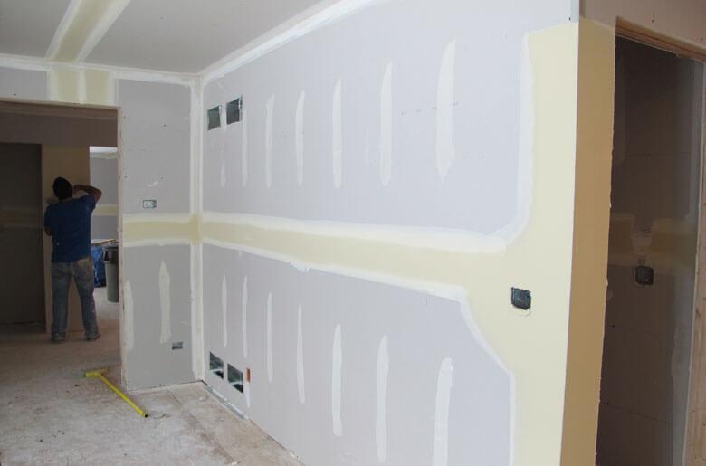 Mặt bằng nhà chung cư trước khi sửa thêm phòng ngủ nhỏ