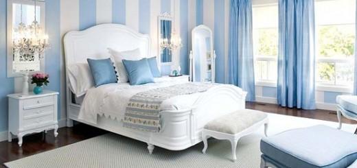 Màu sơn tạo phong cách riêng cho từng căn phòng