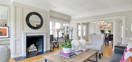 phối màu trắng để tạo phong cách riêng cho ngôi nhà bạn