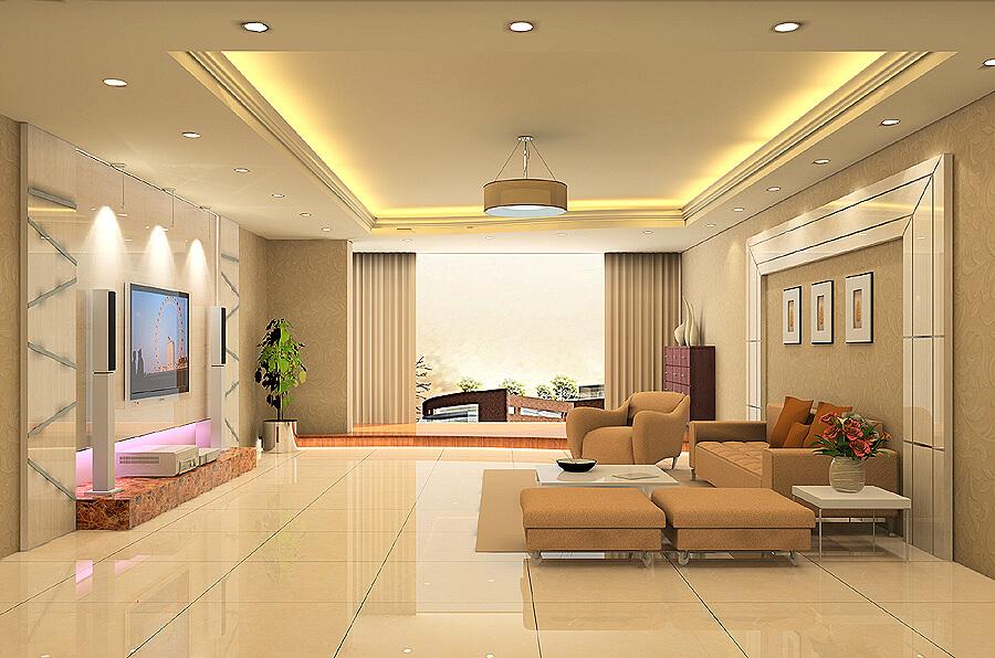 Mầu trung tính là gì? Hình ảnh sơn phòng khách màu sắc trung tính đẹp