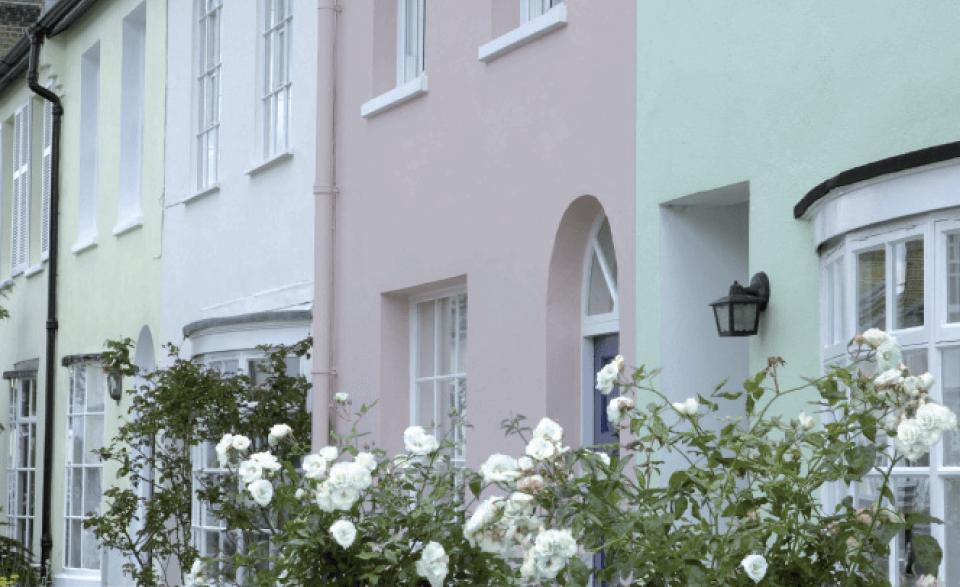 Chất lượng của sơn  ngoài nhà là yếu tố quan trọng ảnh hưởng tới việc mất màu sơn