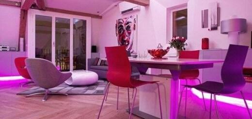 Dịch vụ sơn sửa nhà đẹp chuyên nghiệp với tông mầu lãng mạn chi tiết tham khảo tại sơn nhà